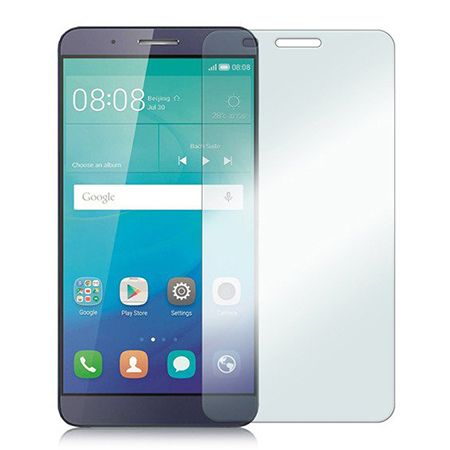 Huawei Honor 7i / ShotX - hartowane szkło ochronne na ekran 9h.