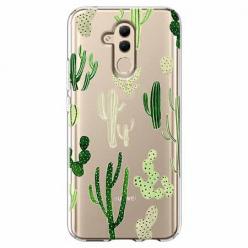 Etui na telefon Huawei Mate 20 Lite - Kaktusowy ogród.
