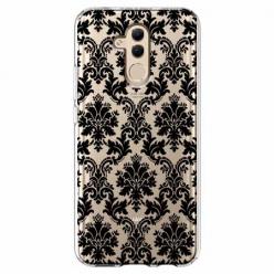 Etui na telefon Huawei Mate 20 Lite - Damaszkowa elegancja.