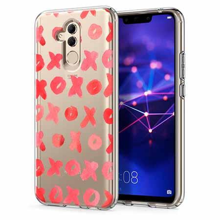 Etui na telefon Huawei Mate 20 Lite - XO XO XO.