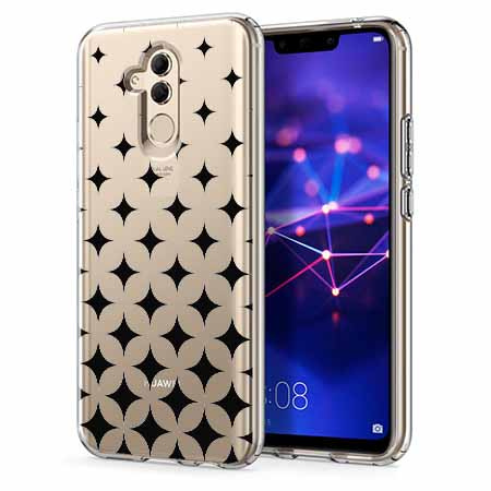 Etui na telefon Huawei Mate 20 Lite - Diamentowy gradient.