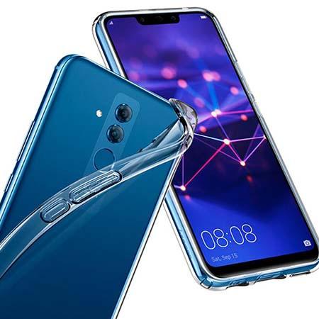 Etui na telefon Huawei Mate 20 Lite - Kolorowe stokrotki.