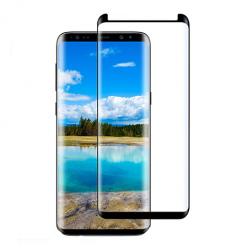 Samsung Galaxy S9 Plus hartowane szkło 5D Full Glue - Czarny.