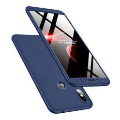 Etui na telefon Xiaomi Redmi S2 - Slim MattE 360 - Granatowy.