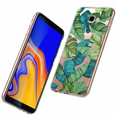 Etui na Samsung Galaxy J4 Plus - Wyprawa do jungli.