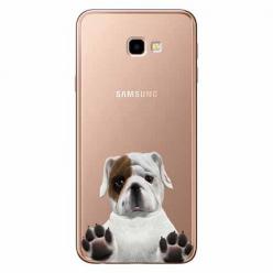 Etui na Samsung Galaxy J4 Plus - Słodki szczeniaczek.