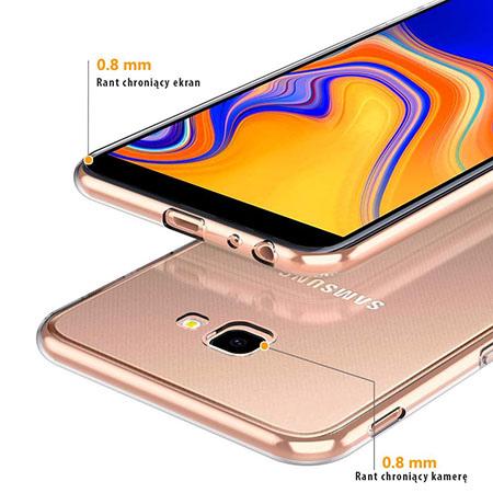 Etui na Samsung Galaxy J4 Plus - Cytrynowe orzeźwienie.