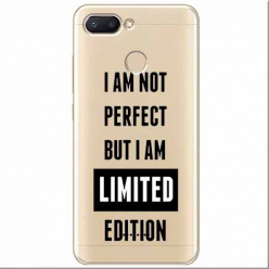 Etui na Xiaomi Redmi 6 - I Am not perfect…