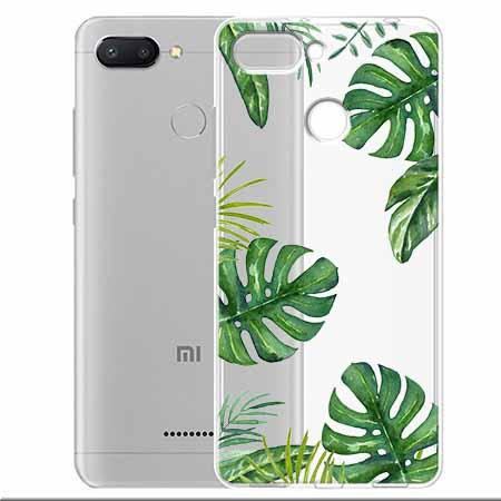Etui na Xiaomi Redmi 6 - Welcome to the jungle.