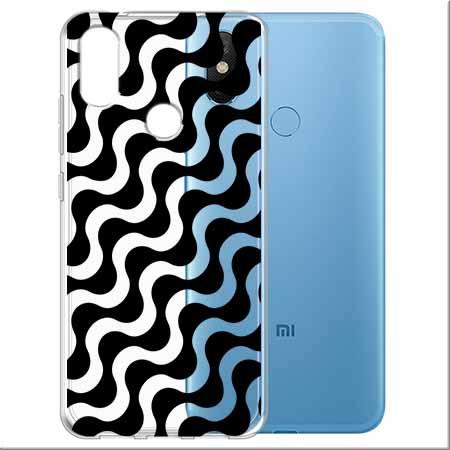 Etui na Xiaomi Mi A2 Lite - Zafalowane.