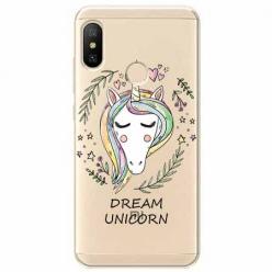 Etui na Xiaomi Mi A2 Lite - Dream unicorn - Jednorożec.