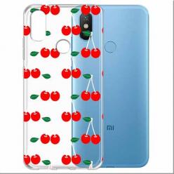 Etui na Xiaomi Mi A2 Lite - Wiśniowa plejada.