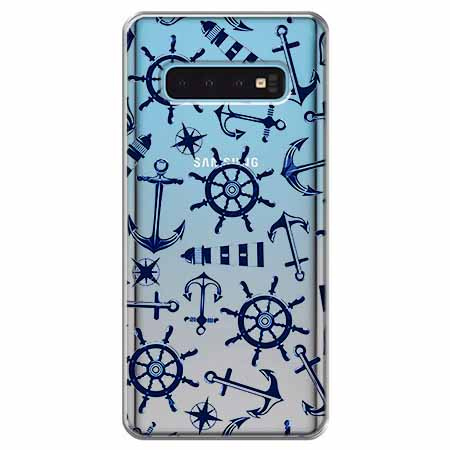 Etui na Samsung Galaxy S10 - Ahoj wilki morskie.