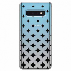 Etui na Samsung Galaxy S10 - Diamentowy gradient.