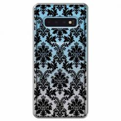 Etui na Samsung Galaxy S10 Plus - Damaszkowa elegancja.