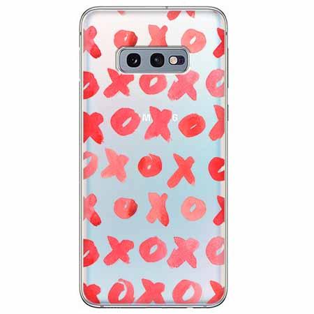 Etui na Samsung Galaxy S10e - XO XO XO.