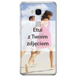 Zaprojektuj etui z własnym zdjęciem na telefon Huawei Honor 5X