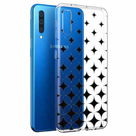 Etui na Samsung Galaxy A50 - Diamentowy gradient.