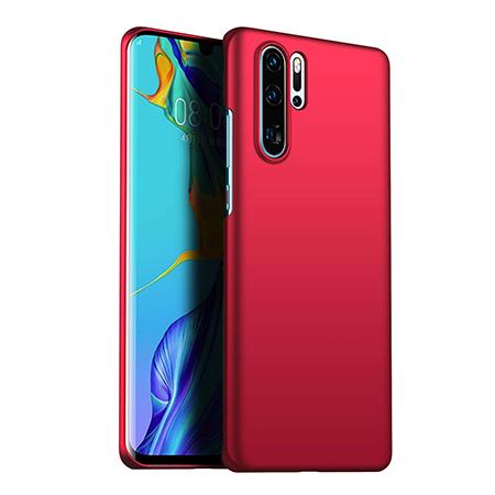Etui na telefon Huawei P30 Pro - Slim MattE - Czerwony.