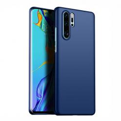 Etui na telefon Huawei P30 Pro - Slim MattE - Granatowy.