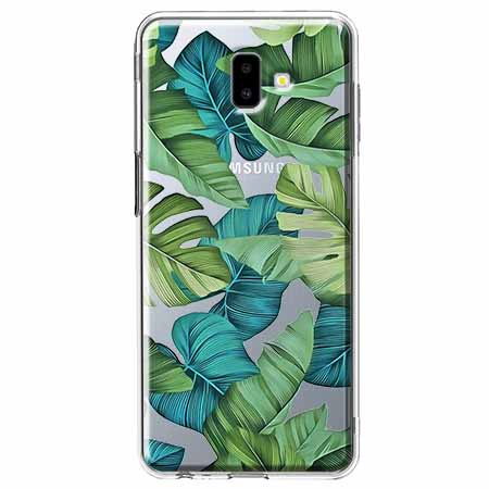 Etui na Galaxy J6 Plus - Wyprawa do jungli.