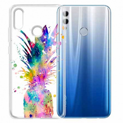 Etui na Huawei Honor 10 Lite - Ananasowa eksplozja.