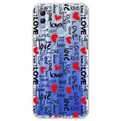 Etui na Huawei Honor 10 Lite - Love, love, love…