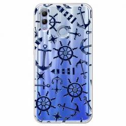 Etui na Huawei Honor 10 Lite - Ahoj wilki morskie.