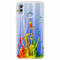 Etui na Huawei Honor 10 Lite - Kolorowy splash.