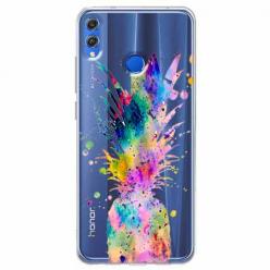 Etui na Huawei Honor 8X - Ananasowa eksplozja.