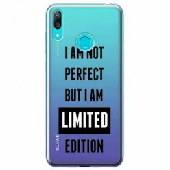 Etui na Huawei P Smart 2019 - I Am not perfect…