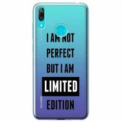 Etui na Huawei P Smart 2019 - I Am not perfect…