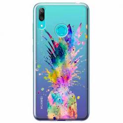 Etui na Huawei P Smart 2019 - Ananasowa eksplozja.