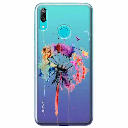 Etui na Huawei P Smart 2019 -  Watercolor dmuchawiec.