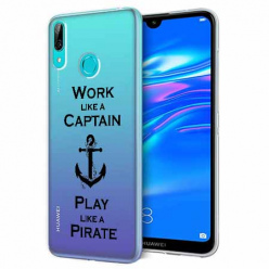 Etui na Huawei P Smart 2019 - Work like a Captain…