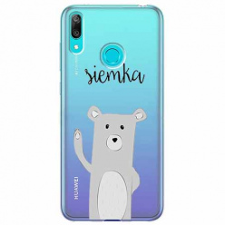 Etui na Huawei Y7 2019 - Misio Siemka.