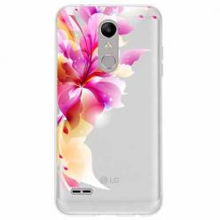 Etui na LG K11 - Bajeczny kwiat.