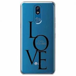 Etui na LG K40 - All you need is LOVE.