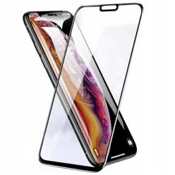 Huawei Honor 8X hartowane szkło 5D Full Glue - Czarny