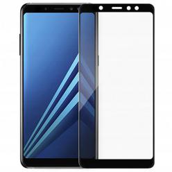 Galaxy J4 Plus hartowane szkło 5D Full Glue - Czarny