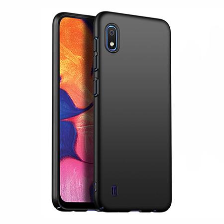Etui na telefon Samsung Galaxy A10 - Slim MattE - Czarny.