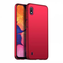 Etui na telefon Samsung Galaxy A10 - Slim MattE - Czerwony.