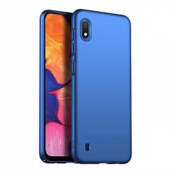 Etui na telefon Samsung Galaxy A10 - Slim MattE - Niebieski.