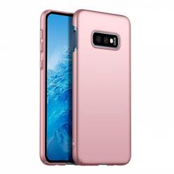 Etui na telefon Samsung Galaxy S10e - Slim MattE - Różowy.