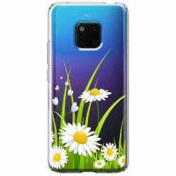 Etui na Huawei Mate 20 Pro - Polne stokrotki.