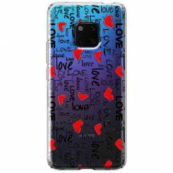 Etui na Huawei Mate 20 Pro - Love, love, love…