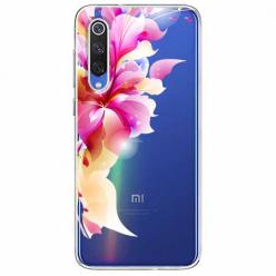 Etui na Xiaomi Mi 9 - Bajeczny kwiat.