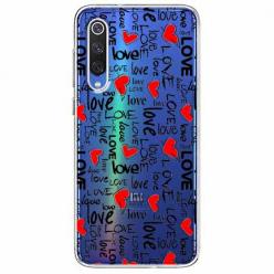 Etui na Xiaomi Mi 9 - Love, love, love…