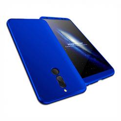 Etui na telefon Huawei Mate 10 Lite - Slim MattE 360 - Niebieski.