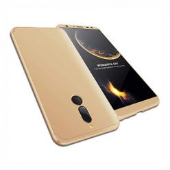 Etui na telefon Huawei Mate 10 Lite - Slim MattE 360 - Złoty.